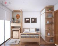 Thiết kế nội thất phòng ngủ bà chung cư Park Hill nhà chị Giang - Nội thất Jhome