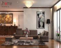 Thiết kế, thi công nội thất chung cư Mipec Long Biên - Nội thất Jhome