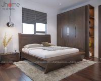 Thiết kế nội thất phòng ngủ nhà đường Cầu Bươu - Nội thất Jhome