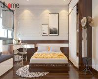 Thiết kế, thi công nội thất phòng ngủ con chung cư G4 Five Star Garden - Nội thất Jhome