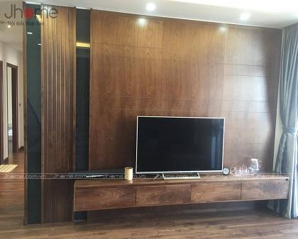 Thi công nội thất chung cư New Skyline Văn Quán - Nội thất Jhome