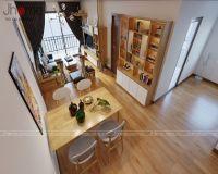 Thiết kế, thi công nội thất chung cư Vinhomes Gardenia - Nội thất Jhome