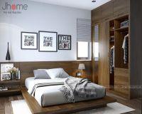 Thiết kế nội thất phòng ngủ con trai biệt thự Ecopark - Nội thất Jhome