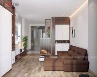 Thiết kế nội thất nhà phố ở Nghi Tàm - Nội thất Jhome