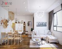 Thiết kế nội thất chung cư Mandarin Garden 2 - Nội thất Jhome