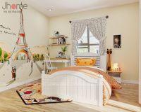 Thiết kế nội thất phòng ngủ bé căn hộ chung cư ở Hoàng Cầu - Nội thất Jhome
