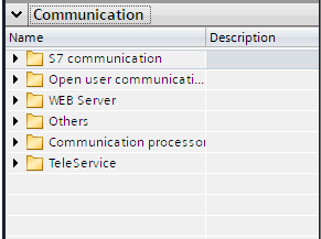 Communication Instruction