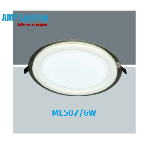 Đèn Downlight âm trần LED 6W ML507/6W