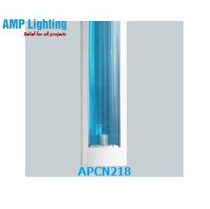 Máng đèn có chụp MICA 2x18W APCN218