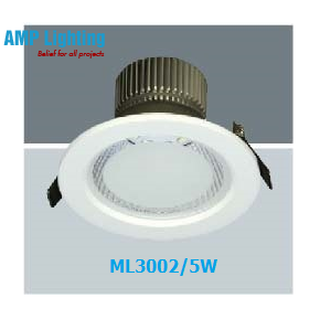 Đèn Downlight âm trần LED 5W ML3002/5W
