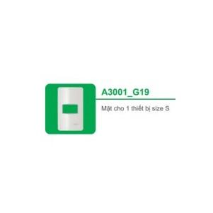 MẶT CHO 1 THIẾT BỊ SIZE S A3001_G19