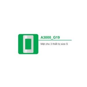 MẶT CHO 3 THIẾT BỊ SIZE S A3000_G19