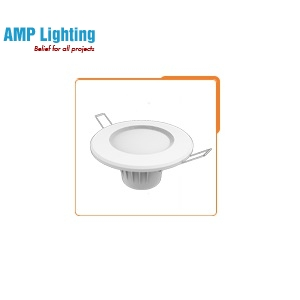 ĐÈN DOWNLIGHT LED THÂN NHỰA CD512S