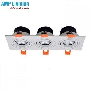 Đèn LED Âm Trần 3x15W ELV803E-M315 ELV
