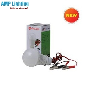 Bóng Đèn LED BULB DC 7W LED A60N1 12-24VDC/7W RẠNG ĐÔNG