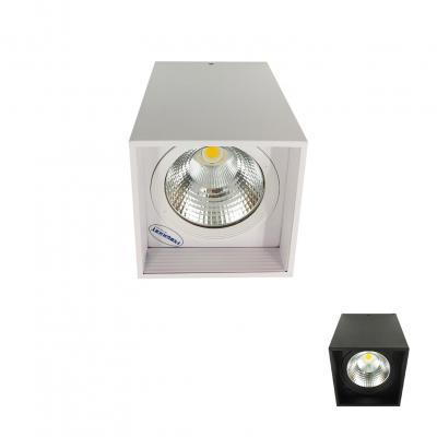 Đèn LED Downlight 10W gắn nổi PSDLL136L10 Paragon