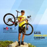 SAVA CARBON  POWER680 Deore_30s Bánh 26""