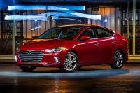 Hyundai Elantra 2017 - kiểu dáng đẹp, trang bị tiện nghi