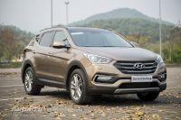 Đánh giá phiên bản nâng cấp - Hyundai Santa Fe 2016: Sang trọng, tiện nghi, tinh tế