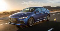 Hyundai Elantra Sport 2017: mẫu Elantra thể thao và mạnh mẽ có giá từ 22.485 USD