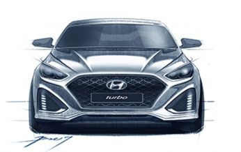 Hyundai Sonata 2018 với phong cách mạnh mẽ hơn, thể thao hơn