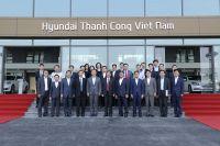 Tập đoàn THÀNH CÔNG và HYUNDAI MOTOR mở rộng sản xuất tại VIỆT NAM, xuất khẩu xe sang các nước ASEAN