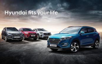 Chi tiết Hyundai Tucson 2017 CKD thế hệ mới, trang bị tiện nghi cao cấp và hiện đại nhất phân khúc, giá từ 815 triệu VNĐ
