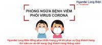 THÔNG BÁO VỀ VIỆC PHÒNG CHỐNG VIRUS CORONA | Hyundai Long Biên by TC MOTOR