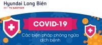 THÔNG BÁO VỀ VIỆC PHÒNG CHỐNG DỊCH COVID-19 | Hyundai Long Biên by TC MOTOR