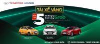 """Chương trình """"TÀI XẾ VÀNG"""" khi mua xe Elantra, Accetn, Grand i10 tại Hyundai Long Biên"""