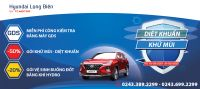 DIỆT KHUẨN - KHỬ MÙI cùng Hyundai Long Biên by TC MOTOR