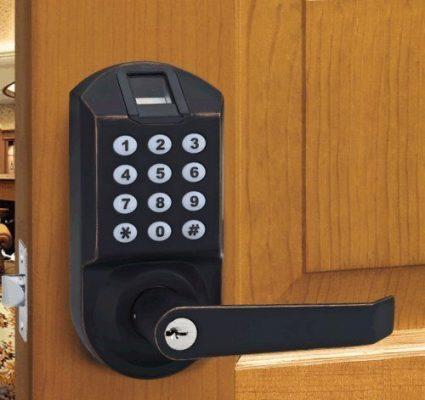 khóa cửa vân tay tại vinh