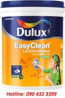 Dulux EasyClean Lau Chùi Hiệu Quả, mờ - 18lít