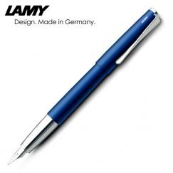 Bút mực Studio màu xanh đậm 067 ngòi M, hiệu Lamy