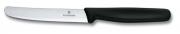 Dao cắt trái cây Victorinxo 5.0803, cán đen lưỡi dài 10cm