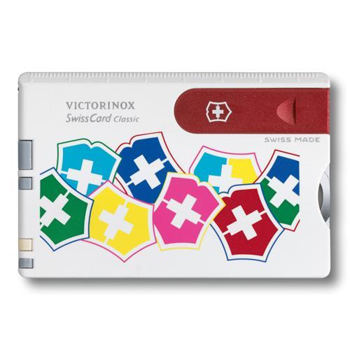Dụng cụ đa năng Victorinox Swisscard 0.7107.841