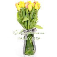 Bó hoa Tulip 8/3