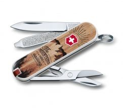 Dao xếp Victorinox classic The Mountains are calling