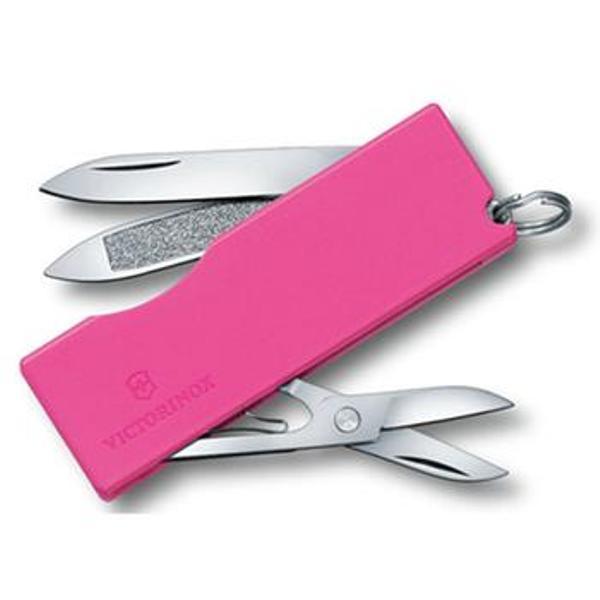 Dụng cụ đa năng Victorinox Tomo màu hồng, 0.6201.A5