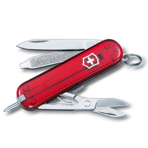 Dụng cụ đa năng Victorinox Signature màu đỏ, 0.6225.T