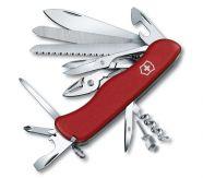 Victorinox - Dụng cụ đa năng workchamp màu đỏ, 0.9064