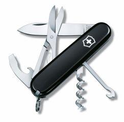 Dụng cụ đa năng Victorinox Compact màu đen, 1.3405.3