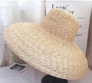 mũ lồng đèn trơn không nơ vành 15cm
