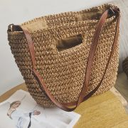 Túi cói đi biển chữ nhật