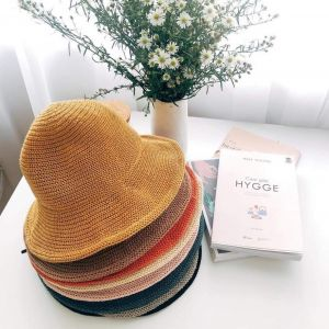 Nón/ mũ len màu sắc