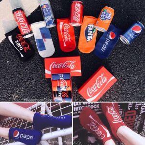 Set tất Pepsi - Coca