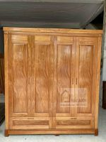 Tủ 3 buồng gỗ đinh hương