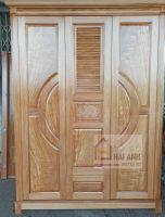Tủ quần áo 3 cánh gỗ Đinh Hương