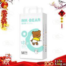 Bỉm Quần MK-BEAR nội địa Đài Loan - QUẦN ĐẠI M56 (6-11kg)