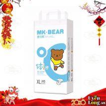 Bỉm Dán MK-BEAR nội địa Đài Loan - DÁN XL46 (12-17kg)